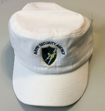 Army Security Agency-- corporal hat (WHITE)