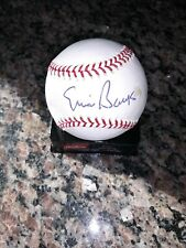 ERNIE BANKS CHICAGO CUBS AUTOGRAPH SIGNED RAWLINGS OFFICIAL MAJOR LEAGUE BALL