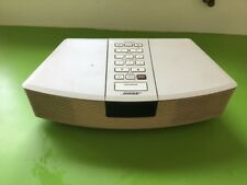 Bose Wave Music System Radio Alarm Model AWR12W  Bass Loud Spares And Repairs