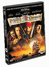 Disney's Pirates Of The Caribbean The Curse Of The Black Pearl (2 Disc)