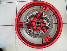 WB6 Honda CBR 600 F PC19 Rim Front Front Wheel 2,50 x 17-inch + Brake Disc