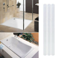 12 pcs Anti Slip Grip Strips Non-Slip Safety Flooring Bath Tub &Shower Stickers.