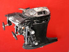 Mercury outboard 140 hp Used Midsection Exhaust Housing Swivel Mount Brackets