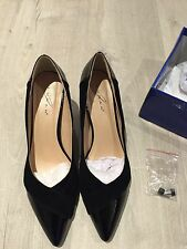 BNIB Ladies Lunar Black Shoes - Size 7