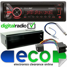 VW T5 pre RESTAURO 03-06 Sony DAB BLUETOOTH CD MP3 USB Auto Stereo & kit di montaggio
