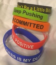 Grant Cardone Brand New - Set of 5 Bracelet/Wristbands