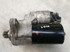 Volkswagen VW Golf Mk6 Bosch Engine Starter Motor 02E911023J LDN
