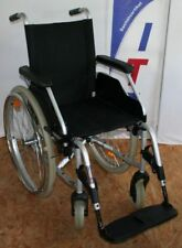 Faltrollstuhl Meyra Ortopedia mit Kippstütze