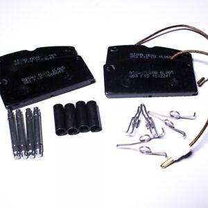 Bremsbeläge Vorne für Aixam bis Modelle 2010 incl. Reparatursatz Bremssattel