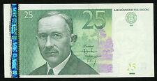 Estonia Estonian 25 Krooni 2002 Ser ZZ Replacement  XF Condition  !!!!