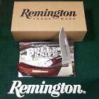 2018 Remington U.S.A. Bay Mustang Model R50013 Bullet Knife -Not a - Blem -