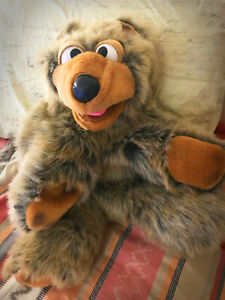 Living Puppets - Balthasar the Bear - BEAUTIFUL HUGE CUTE hand puppet cuddly toy