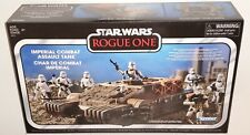 Star Wars The Vintage Collection IMPERIAL COMBAT ASSAULT TANK Vehicle Rogue One