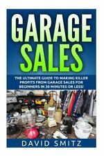 Garage Sale - Garage Sales - Garage Sale for Beginners - Tag Sales - How to...