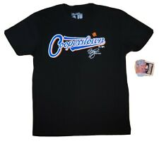 New York Mets Mike Piazza Cooperstown HOF T-Shirt men's size-Large NWT