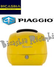 9882 - BAULETTO TRASERO AMARILLO CELOS 974/A VESPA GTS SUPER 125 300 DE 2017