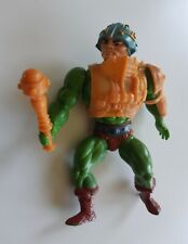 Masters of the Universe vintage Man-At-Arms action figure MotU Mattel