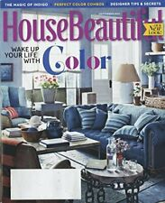 House Beautiful 2014 September - Wake up Your Life with Color House Beautifu