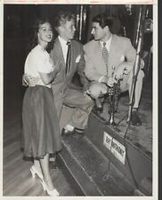 Ray Anthony musician (1941) 8x10 black & white publicity photo #nn