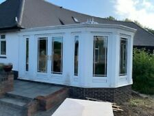 More details for conservatory/ orangery great space finished in white, most doors opening