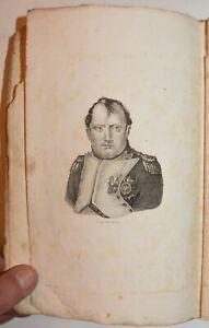 OFFERTA!!! - STORIA DI NAPOLEONE - fig. 1825 - 3 volumi - GRANDE ARMATA - SEGUR