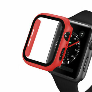 iWatch Apple Watch Series SE 6 5 4 3 2 Screen Protector Cover Case 38/40/42/44mm