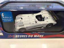 PANOZ LMP900 (TVASAHI Team)Test Car 2000 IXO LE MANS 1:43 DIECAST-CAR-IXOLMM140