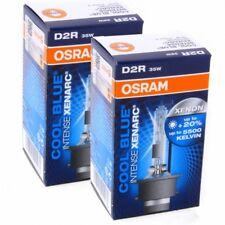 D2R OSRAM Cool Blue Intense 5500K Xenon Brenner 20% 66250CBI DUO Box 2 Stück