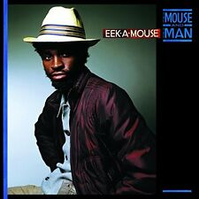 "Eek-A-Mouse - the Mouse and the Man (1lp Vinyl) "" Green Sleeves "" New + Ovp"