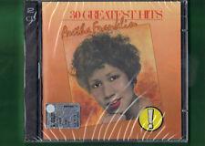 ARETHA FRANKLIN - 30 GREATEST HITS DOPPIO CD NUOVO SIGILLATO