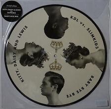 "Kitty, Daisy & Lewis vs. Slimkid3 - Baby bye bye 12"" limited RSD picture disc NE"