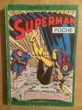SUPERMAN POCHE (Sagedition) - Album 8 : T22 / T23 / T24