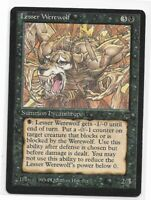 Magic the gathering ~ MTG ~ 1x Lesser Werewolf ~ Legends ~ LP