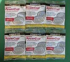 48 Pack Microwave Powerpop Replacement Powercup Popcorn Concentrator Cup 09964