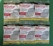 48pc Microwave Powerpop Replacement Powercup Popcorn Concentrator Presto 09964