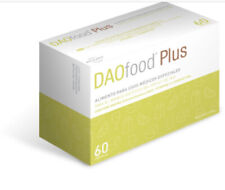 New Daofood Plus 60 Caps. Treatment of DAO Deficiency.