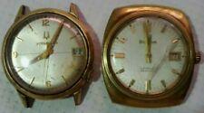 Bulova Accutron movement Automatic 2 watch vintage dial luxurious date Parts
