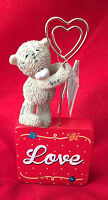 ME TO YOU BEAR TATTY TEDDY LOVE HEART PHOTO CLIP HOLDER GIFT