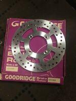 NEW GENUINE GOODRIDGE BRAKE DISC for SUZUKI STS002
