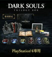 US SELLER - PS4 DARK SOULS TRILOGY LIMITED BOX - SEALED - JAPANESE EDITION