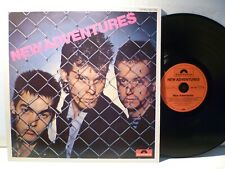 LP,  New Adventures, Same, Wave/Synth 1980, Topzustand, EX