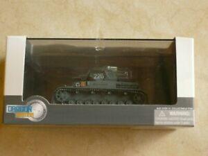 "Dragon Armor 1/72 PzKpfw IV Ausf F1(F) 2./PzAbt ""LAH"" Germany 1942 60696"