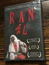Ran (Masterworks Edition) (Dvd) (New) - Akira Kurosawa, Tatsuya Nakadai, Akira.