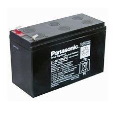 Panasonic Blei-Akku LC-R127R2PG Pb 12V  7,2Ah USV RBC