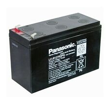 Panasonic piombo-BATTERIA PB lc-r127r2pg 12v 7,2ah Gruppo di continuità RBC