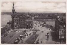 BELGIUM - Anvers / Antwerpen - Pilotage et Vue sur Bassins - Photo Postcard