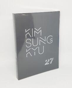 K-POP Kim Sung Kyu INFINITE 2nd Mini Album - [27] CD + Booklet +Photocard Sealed