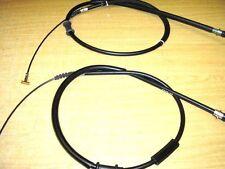FIAT COUPE 2.0 16V TURBO  2.0 16V  1.8 16V (93 - 96)  New Pair Hand Brake Cables