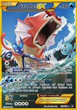 Pokemonkarte Garados EX, Shiny, Turbofieber, 123/122