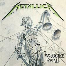 METALLICA-AND JUSTICE FOR ALL (REMASTERED) (US IMPORT) CASS NEW